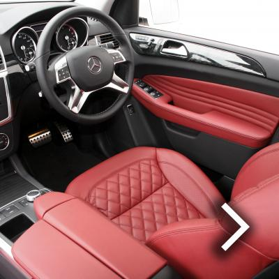 Quilted Leather Seat Swatch Merc 116 Ml Sport Dark Red Thumbnail