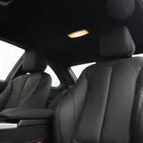 Bmw f22 coupe m sport dakota black with blue stitching(6)