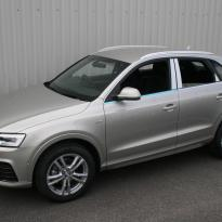 Audi q3 s-line black leather(1)