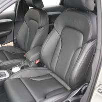 Audi q3 s-line black leather(2)