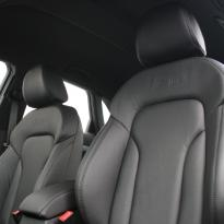 Audi q3 s-line black leather(4)