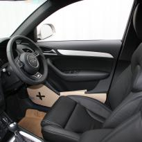 Audi q3 s-line black leather(6)