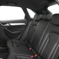Audi q3 s-line black leather(7)