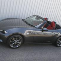 Mazda mx5 roadster spt koral red(1)
