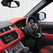 Range rover sport lumma clr sv pimento red, ebong windsor nappa leather(6)