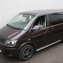 Vw t5 kombi van (5 seat) ash grey with portland grey inserts and inner wings(1)