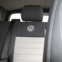 Vw t5 kombi van (5 seat) ash grey with portland grey inserts and inner wings(14)