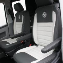 Vw t5 kombi van (5 seat) ash grey with portland grey inserts and inner wings(3)