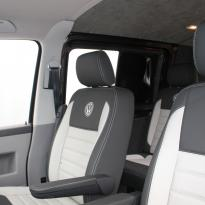 Vw t5 kombi van (5 seat) ash grey with portland grey inserts and inner wings(5)