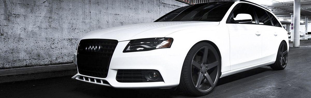 Audi a4 leather trim technik