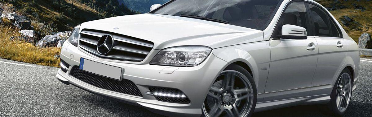Mercedes a-class leather trim technik