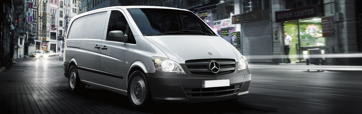 Mercedes vito leather trim technik